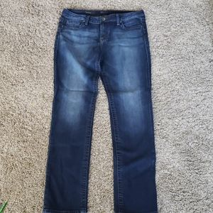 Kut from the Kloth straight leg jeans- long!
